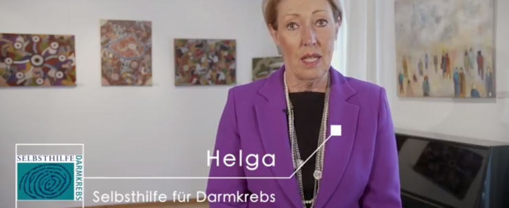 Helga Thurnher im Video